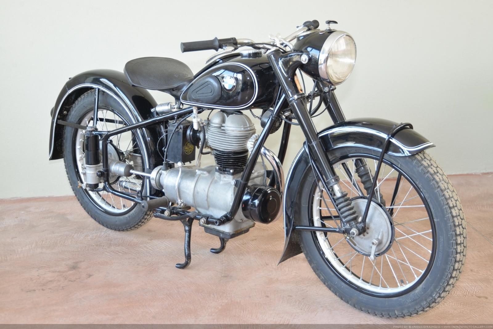 bmw r25 2 1952