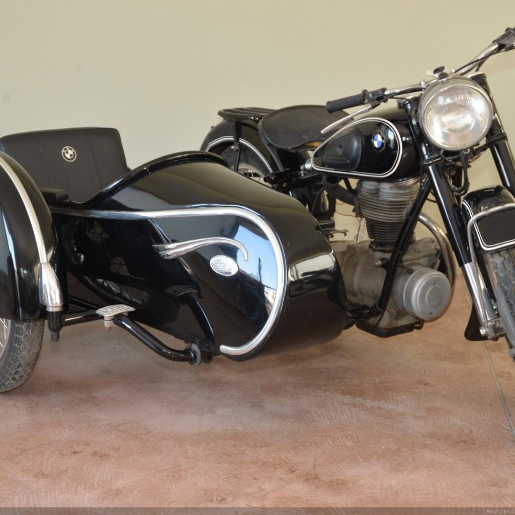 1953 bmw r25 3 sidecar